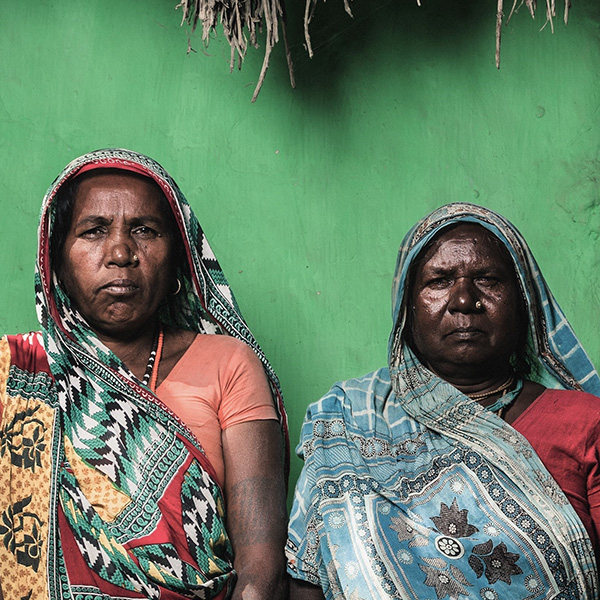 Street Child, Musahar women in Itharwa, Dhanusha